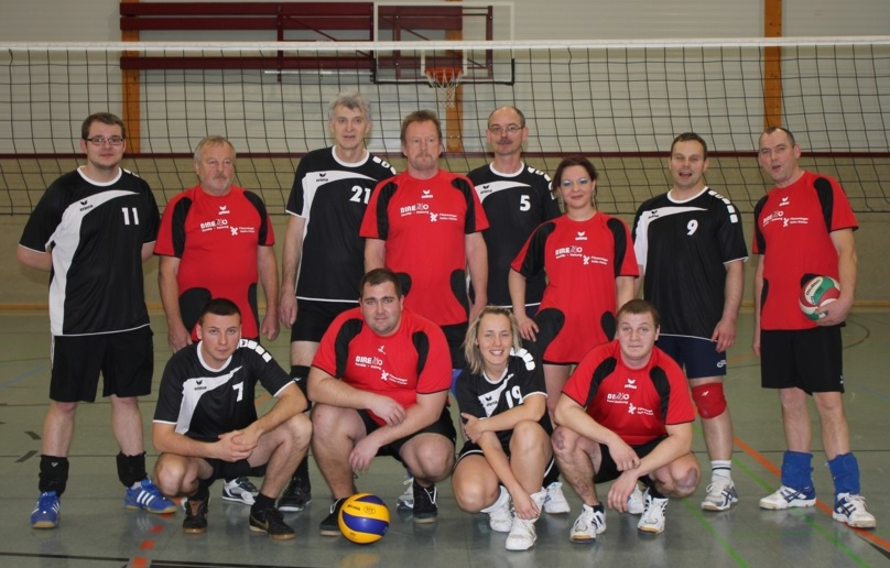 Volleyball » SV Burg Stargard 09 e.V.