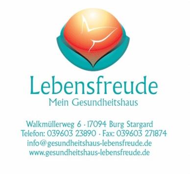 Gesundheitshaus Lebensfreude ~ SV Burg Stargard 09 e.V.